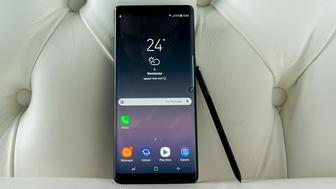 Samsung : le Galaxy Note 8