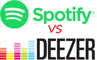 Musique en streaming : Spotify vs Deezer