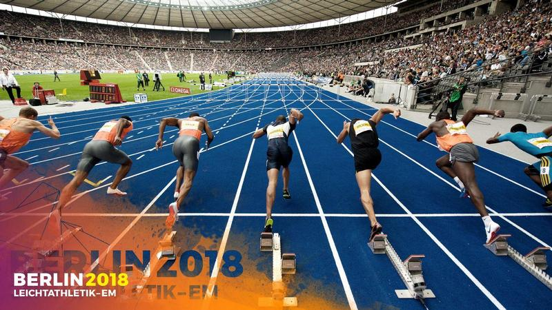 2018 european athletics championships berlin stade olympique steeple