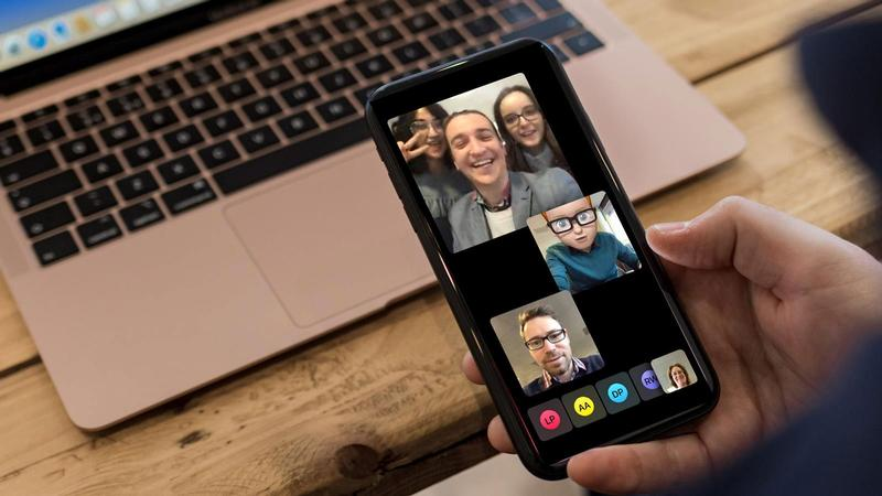 group facetime