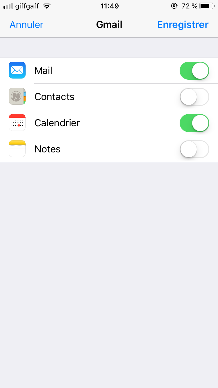 Synchroniser Calendrier Outlook Iphone Sans Itunes.Comment Synchroniser Google Agenda Sur Un Iphone Tech