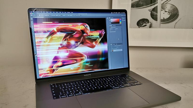 16in macbook pro 2019