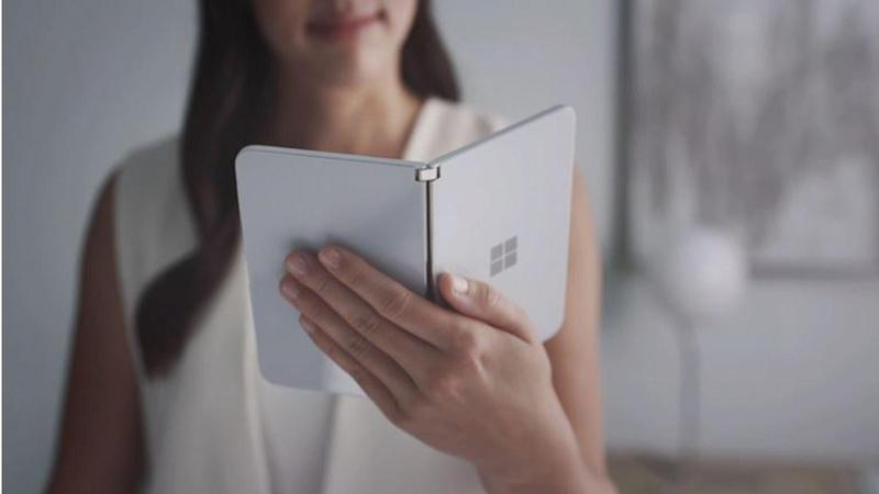 microsoft surface duo sortie