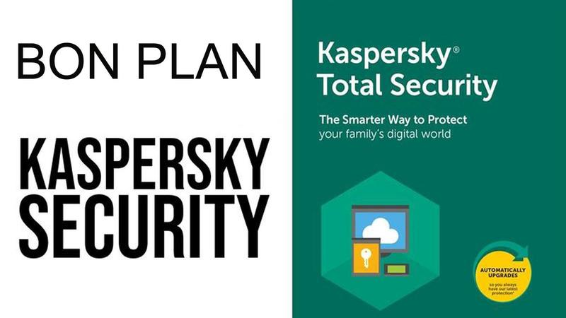 bon plan kaspersky total security