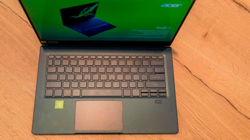 acer swift 5 2019 hands on 3