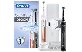 Bon plan Amazon : le pack duo Oral-B Genius 10 à -30 %