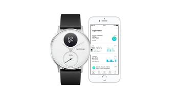 Bon Plan : 60 € de réduction sur les montres Steel HR de Withings