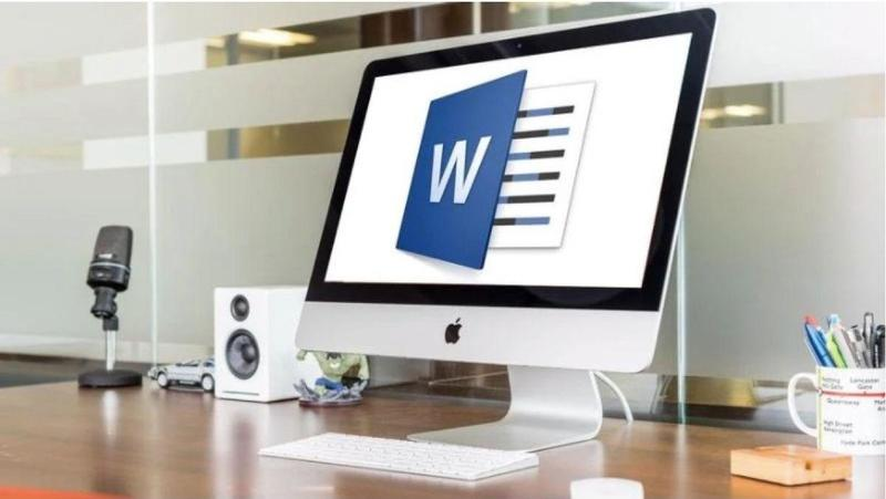 word recuperer document mac
