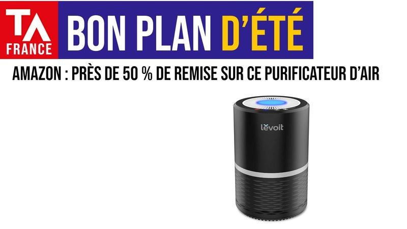 bon plan ete amazon purificateur levoit copie