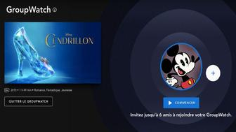 Disney+ : comment utiliser GroupWatch ?