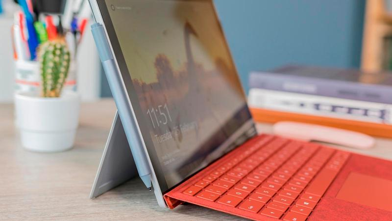 surface pro 7 review 8