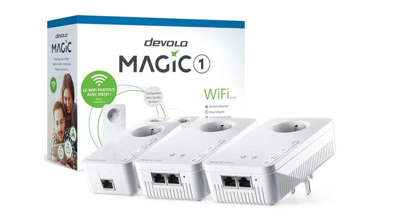 kit cpl devolo magic 1