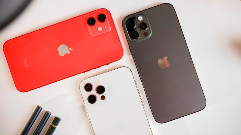 apple iphone 12 and 12pro review