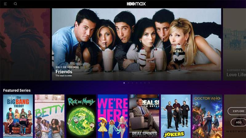 streaming hbo max france