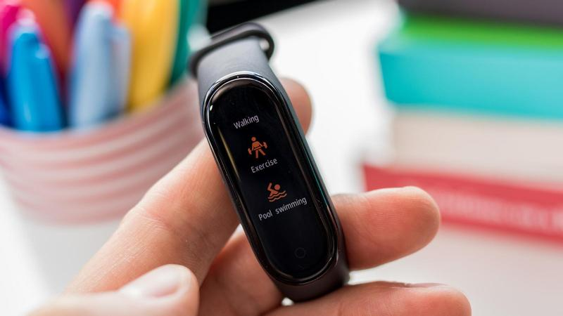xiaomi mi band 4 review 6