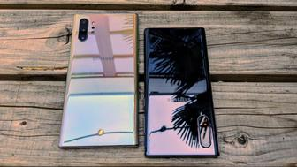 Comparatif : Samsung Galaxy Note 10 vs Note 10+