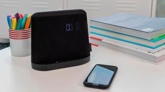 Test : le radio-réveil XDock Qi de Kitsound