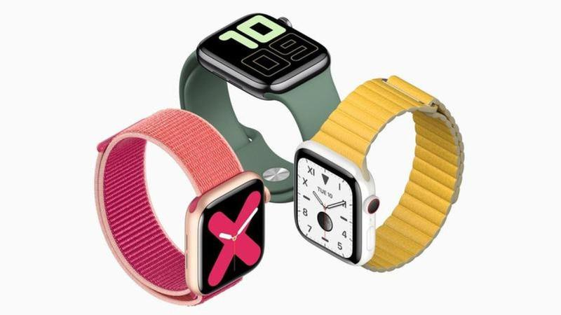 apple watch series 5 vs series 4 2