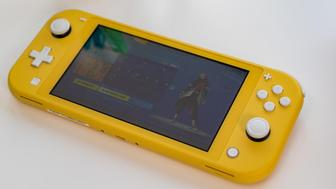 Test : la Nintendo Switch Lite