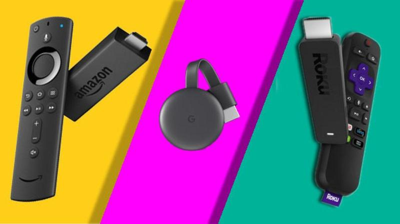 fire tv stick vs chromecast vs roku