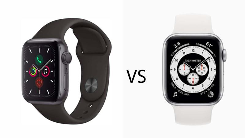 apple watch series 6 vs 5