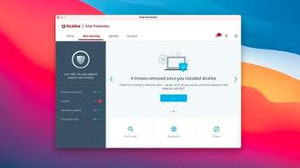 Test : McAfee Total Protection 2021